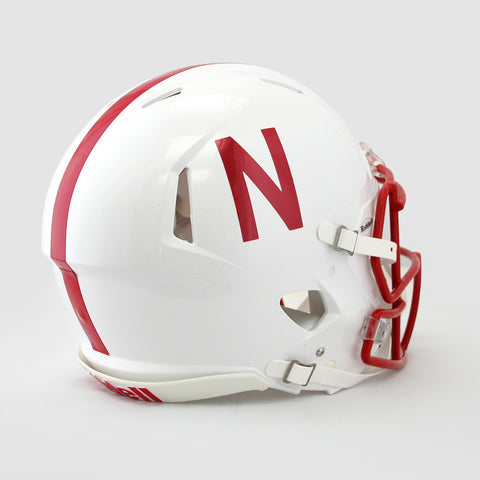 Nebraska Football Speed Revo Authentic Helmet