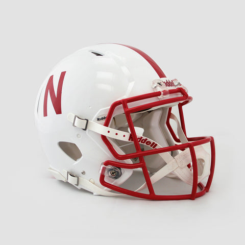Nebraska Football Authentic Revo Speed Helmet