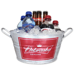 Nebraska Genuine Bud Ice Bucket