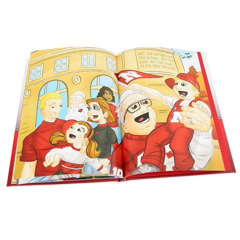 The Greatest Fans in College Football Lil Red Book