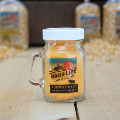 Nebraska Good Life Buttery Popcorn Salt