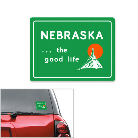 Welcome to Nebraska Auto Decal