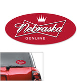 Nebraska Genuine Decal