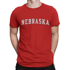 Nebraska Where Legends Are Made Tee