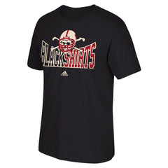 Deadstock Blackshirts Tee by Adidas - SS - Black