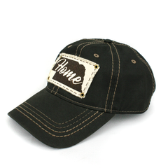 Nebraska Home Patch Hat