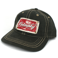 Men's Nebraska Patch Hat