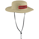 Nebraska Retro Patch Safari Hat