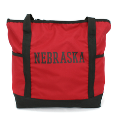 Nebraska On the Go Tote