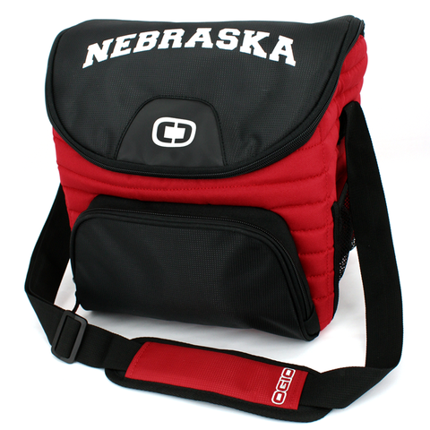 Nebraska Ogio Can Cooler