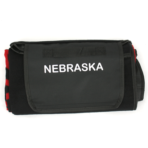 The Ultimate Nebraska Ground Blanket Folded