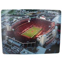 East Memorial Stadium Metal Print