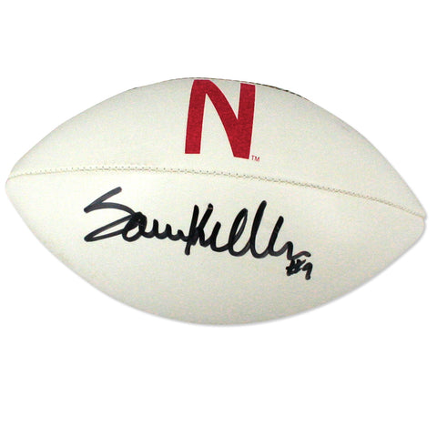 1 LEFT! Sam Keller Autographed Football