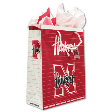 Nebraska Huskers Christmas Wrapping Gift