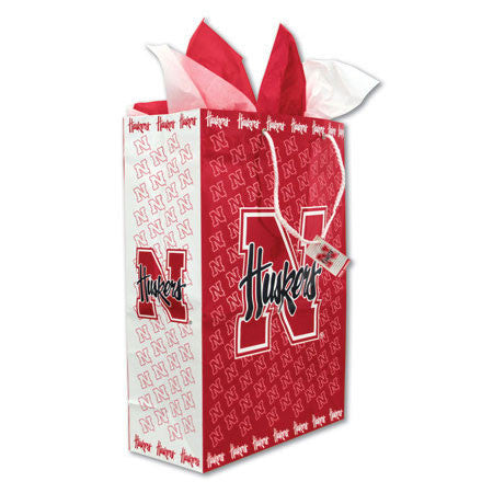Nebraska Huskers Gift Bag