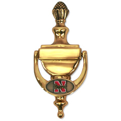 Nebraska Huskers Door Knocker