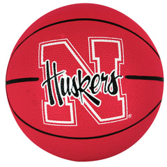 Huskers Mini Size Basketball