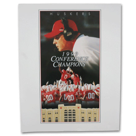 1999 Conference Champs Poster