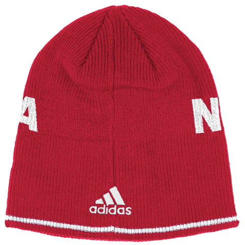 Knit Beanie by Adidas - Red