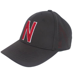 Nebraska Option Hat - Black