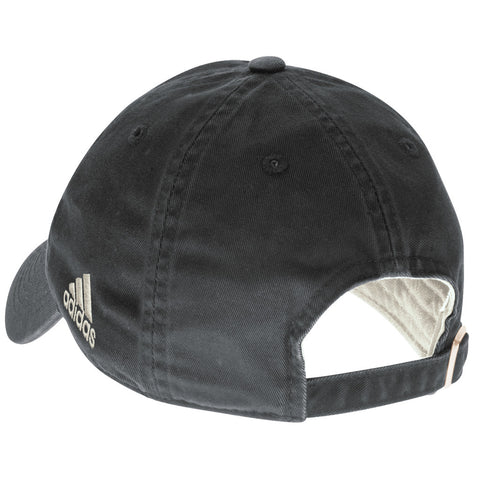 Men's Blackshirts Sunbleached Adjustable Slouch Hat by Adidas - Black