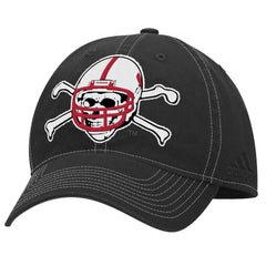 Men's Blackshirts Flex Hat by Adidas - Black