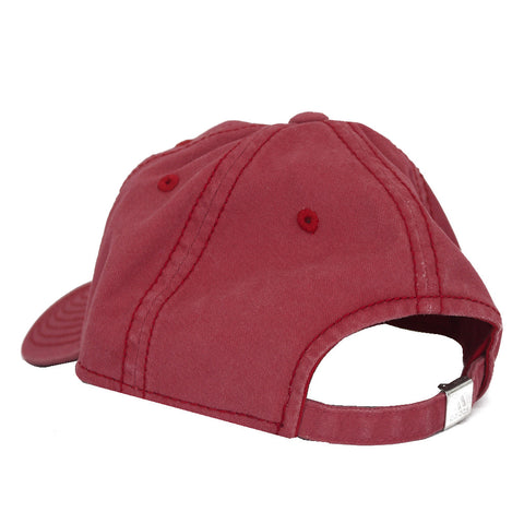 Ladies Huskers Adjustable Slouch Hat by Adidas - Red
