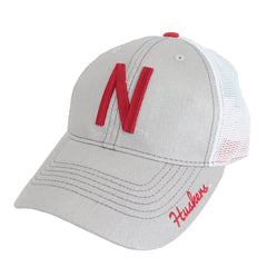 Ladies Nebraska Glamour Adjustable Hat