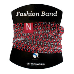 Nebraska Yoga Scrunch Band - Pattern