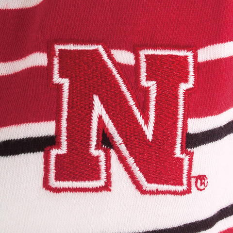 Nebraska Tailgate Top - SS - White