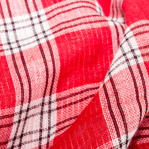 Women's Plaid Game Day Scarf