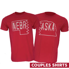 NEBR  ASKA Couple Shirt by RZR - Red - SS