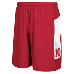 2017 Sideline Team Training Shorts by Adidas-Red