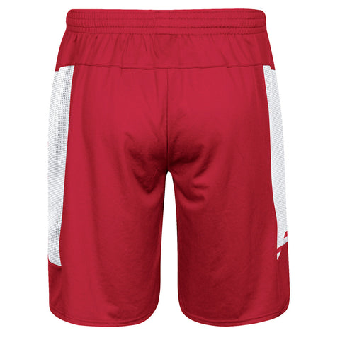 Sideline Team Training Shorts by Adidas-Red