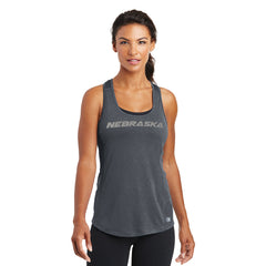 Women's Charcoal Grey Endurance Tank