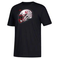 Men's Helmet Go To Cotton Tee-SS-Black