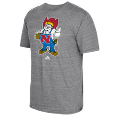 Men's Herbie Tri-Blend Tee by Adidas-SS-Grey