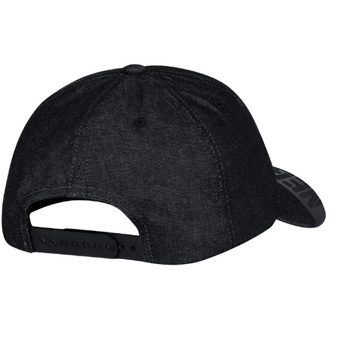 Players Snapback Hat by Adidas-Charcoal Heather