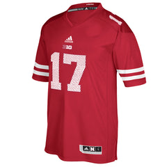 Nebraska Husker's 2017 Alternate Jersey by Adidas