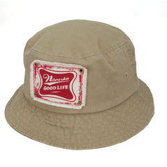 Men's Unstructured Bucket Hat