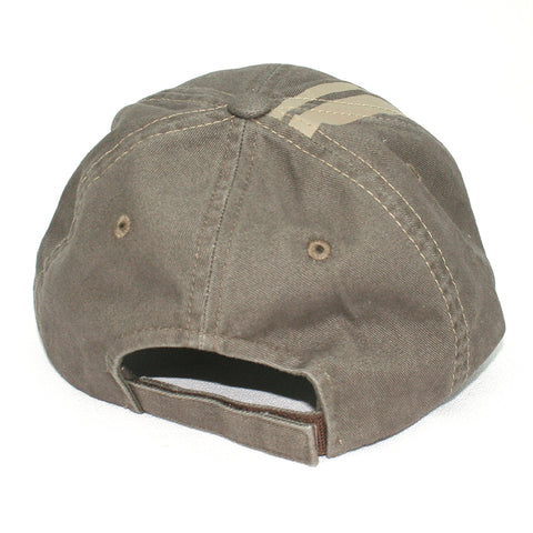 Men's Unstructured Brushed Twill Hat