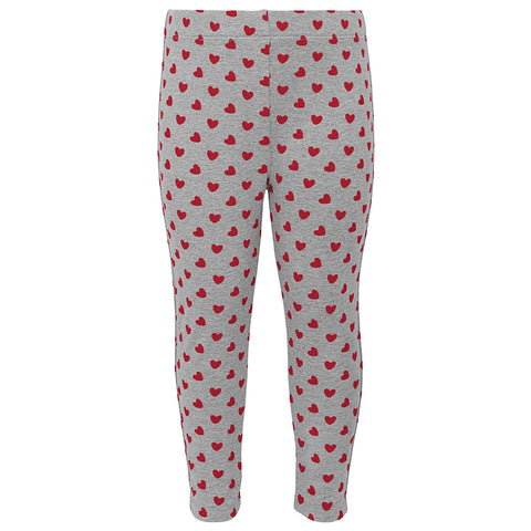 Infant/Toddler Tiny Trainer Pant Set by Adidas-LS-Red