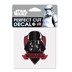 4X4 Nebraska Darth Vader Star Wars Decal