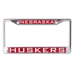 Nebraska Huskers License Plate Frame