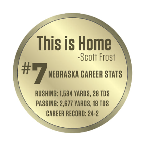 Scott Frost Collector Coin