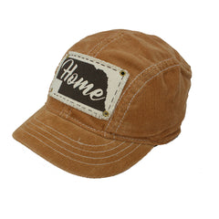 Women's RZR Corduroy Ball Cap - Brown