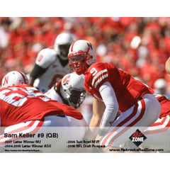 "Autographed Sam Keller 8""x 10"" Photo"