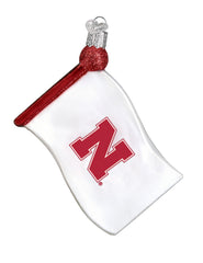 Nebraska Flag Ornament