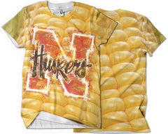 1 LEFT! Butter Me Up Huskers Tee