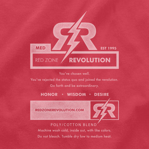 Women's Nebraska, This Hoody's For You by RZR - Red- LS
